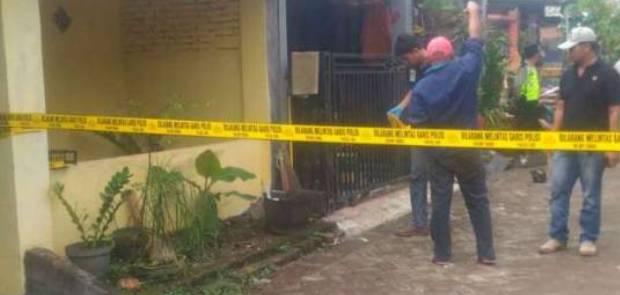 Rumah Karyawan Penyewaan Mobil Diteror Bom Molotov
