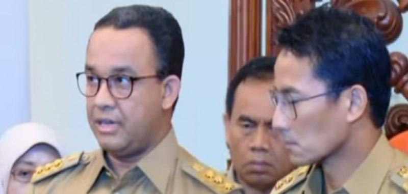 Anies Minta Warga Tak Ngadu di Balaikota