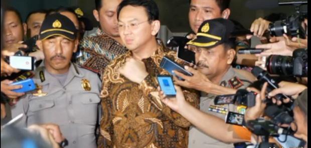 Putusan Inkracht, Ahok Tetap Dipenjara di Mako Brimob