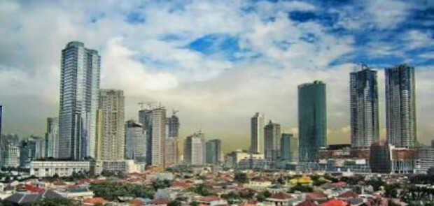 Anies Razia 80 Gedung Tinggi di Thamrin-Sudirman