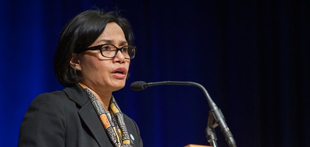 Fadli Zon Heran Sri Mulyani Jadi Menteri Terbaik di Dunia