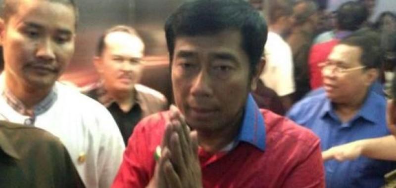 Lulung Apresisasi Langkah Jokowi Lantik Djarot
