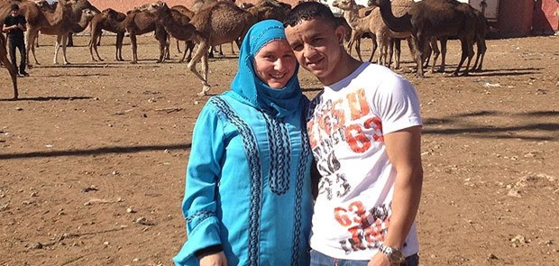 Kehampaan Hati Blockley Hilang Setelah Menjadi Muslimah