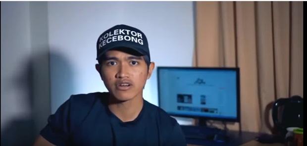 Dituduh Sebar Ujaran Kebencian, Putra Bungsu Jokowi Dipolisikan