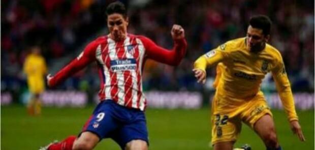Atletico Madrid Sukses Jaga Jarak dengan Barcelona