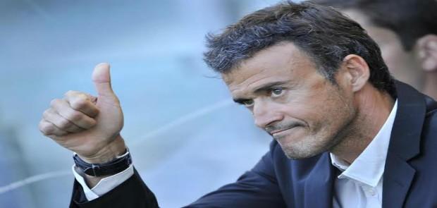 Jelang El Clasico, Enrique Anggap Bukan Duel Penentu Juara