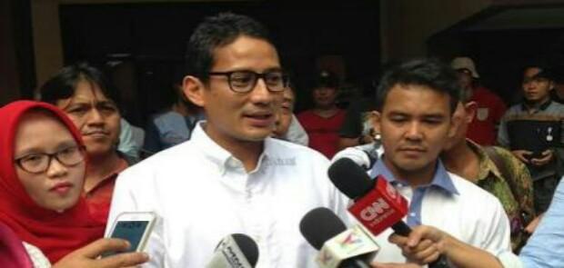 Ratna Sarumpaet Ditangkap, Ini Komentar Sandiaga Uno