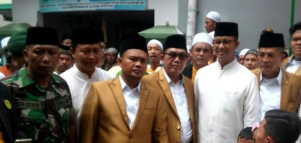 Anies Diingatkan Agar Jangan Jadi Gubernur Bengkel