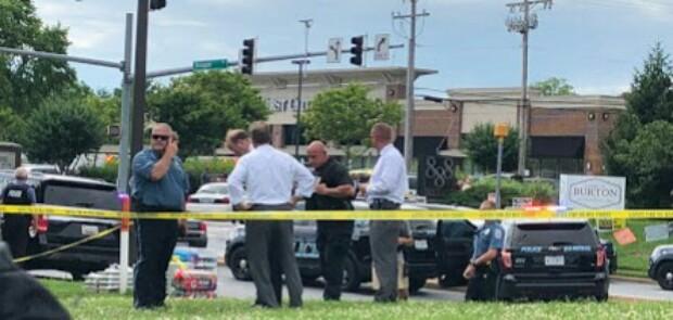 Kantor Berita di AS Ditembaki, 5 Orang Tewas
