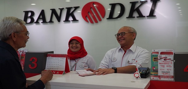 Jajan Hingga Bayar Pajak Cukup Gunakan JakOne Mobile, Bank DKI Manjakan Nasabah