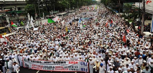 Jimly Heran Ada Demonstrasi Yang Dituntut Berulang kali di Jakarta