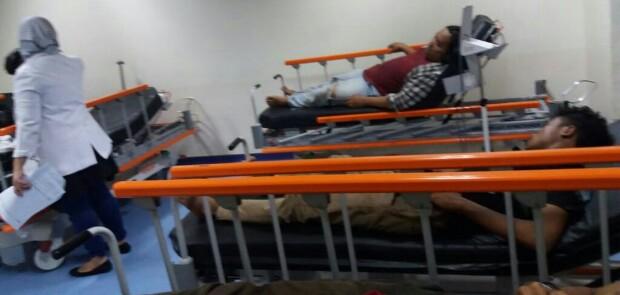 7 Mahasiswa Sekarat, ProDEM Kecam Cara Polri Tangani Demo Mahasiswa di Depan Istana