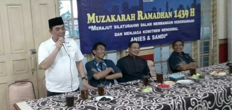 Dapat 2.000 Copy KTP Pendukung Tanpa Berkeringat, Munir Makin Pede Bertarung di Pileg 2019