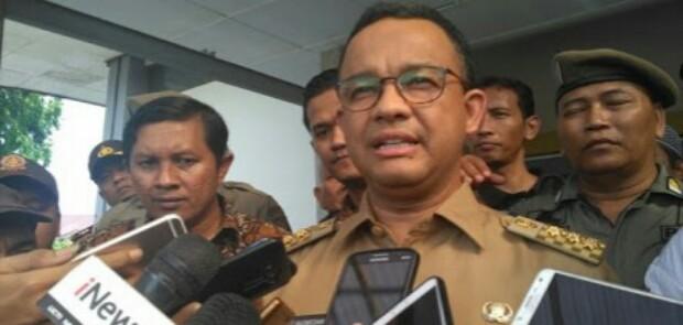 Anies Persilakan Dirut PD Dharma Jaya Mundur