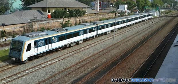 KAI Uji Coba Kereta Bandara, Tiketnya Rp. 30.000