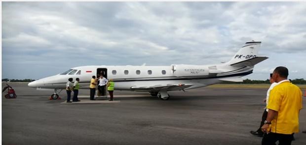Wagub Bali, Ralat Kepemilikan Jet Pribadi Setya Novanto