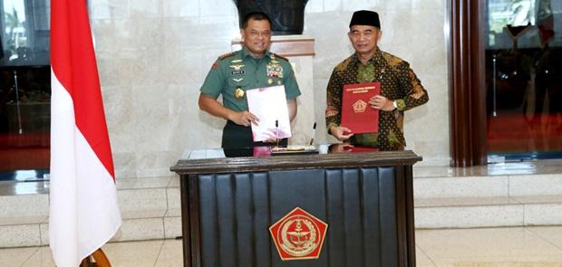Keberadaan Prajurit TNI di Daerah Terpencil Dapat Mengisi Kekosongan Tenaga Pendidikan