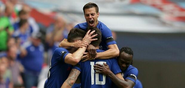 Chelsea Tantang Manchester United di Final Piala FA