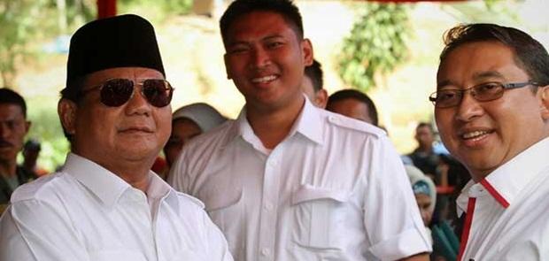 Prabowo dan Petinggi Partai Gerindra Akan Dilaporkan ke Bareskrim dan KPK