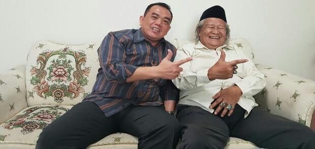 Jelang Mubes, Bamus Betawi Minta Arahan dan Nasehat Ridwan Saidi
