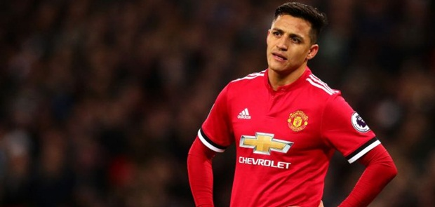 Sanchez Kesulitan Beradaptasi di Manchester United