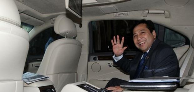 Dalam Pelarian, Setnov Ingin Bertemu Presiden Jokowi