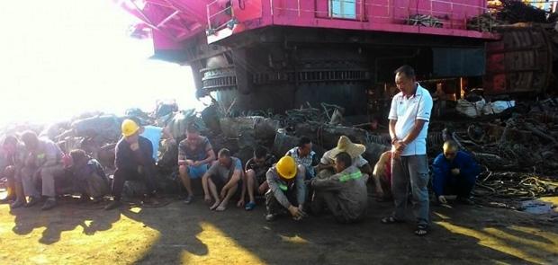 Kapal Cina MV Chuan Hong 68 Kabur Curi Harta Karun, KPP di Desak Evaluasi