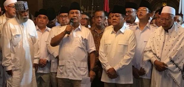 Resmi, Gerindra Usung Mayjen Purnawirawan TNI Sudrajat di Pilkada Jabar 2018