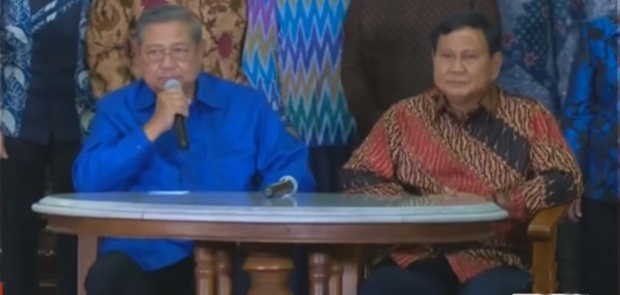Agus Yudhoyono Sosok Yang Menarik Bagi Gerindra