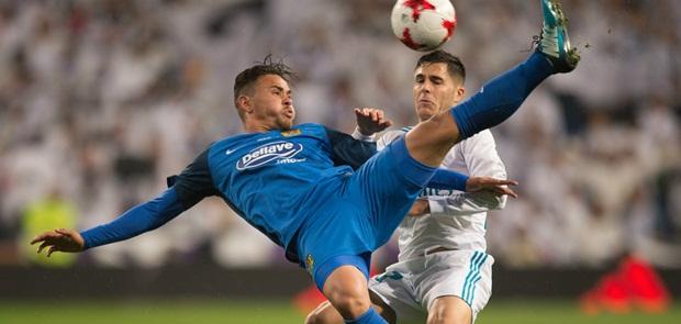 Diimbangi Fuenlabrada, Madrid Lolos ke Babak 16 Besar Copa del Rey