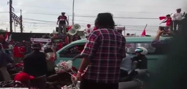 Pendukung Ahok Ancam Duduki Rutan Cipinang