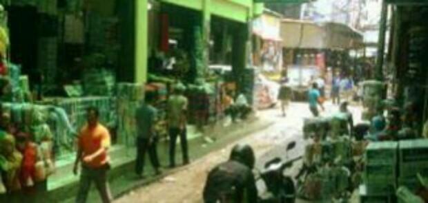 DPD KPP DKI Tantang PD Pasar Jaya Road Pasar to Pasar
