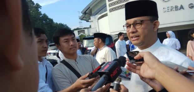 Anies Diminta Batalkan Pergub Reklamasi Buatan Jokowi