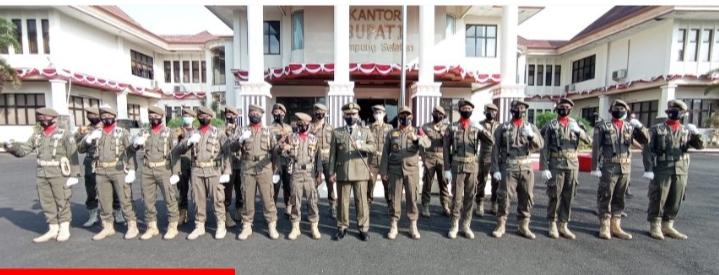 Pemkab Lampung Selatan Bakal Buka Rekrutmen 220 Pol PP