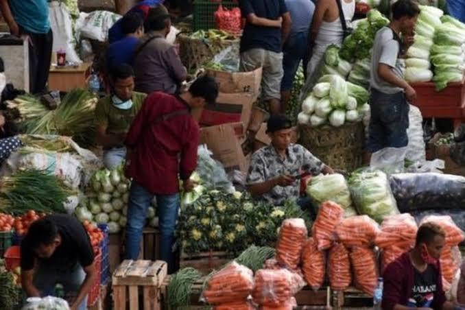 Pasar Jaya Optimalkan CAS Jaga Stabilitas Pangan Saat Nataru