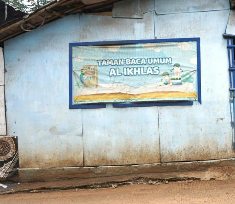 Sarana Jaya Bangun Fasilitas Sanitasi Di Bantar Gebang