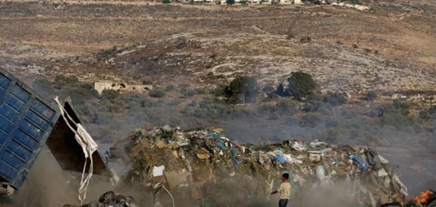 Israel Jadikan Tepi Barat Tempat Pembuangan Limbah Beracun