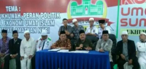 Keputusan KUI Sumut: Umat Islam Pilih Pemimpin yang Seagama