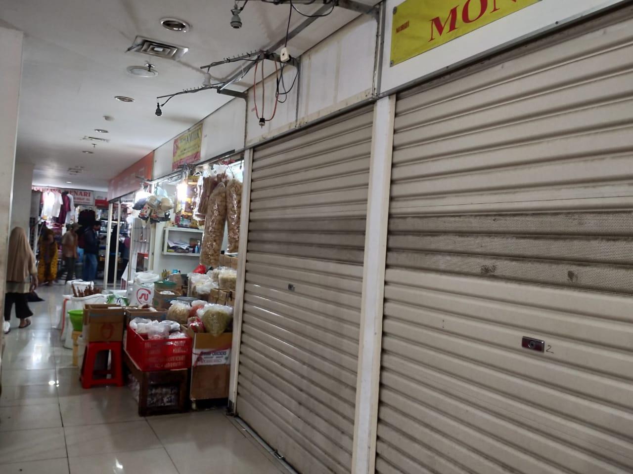 Pasar Jaya Diminta Tambah Aparat Di Setiap Pasar