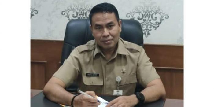Sekda Kembali Serahkan SK Kenaikan Pangkat dan SK Pensiun ke seluruh Aceh