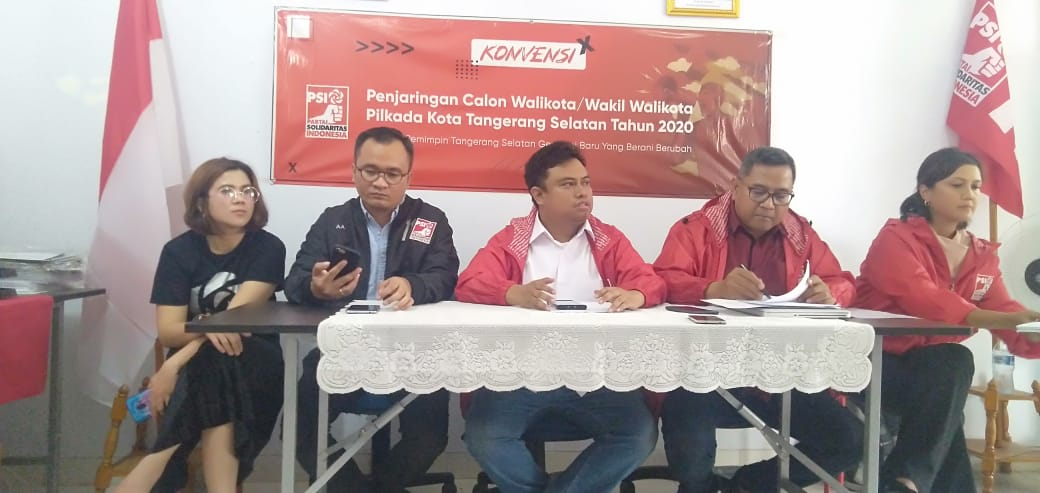 Lolos Administrasi, Siti Azizah Ma'ruf Amin Jadi 'Idola' PSI Tangsel