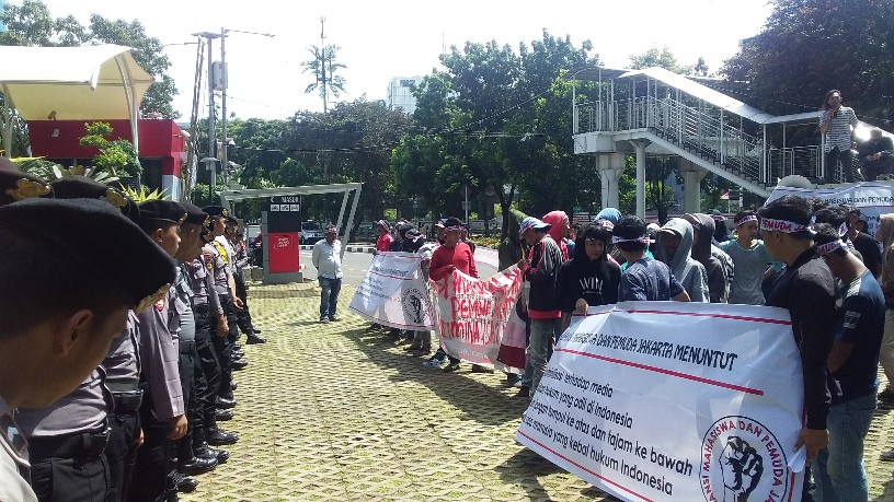 KPK Didesak Bongkar Dugaan Korupsi Alih Fungsi Lahan PT Jaya Ancol
