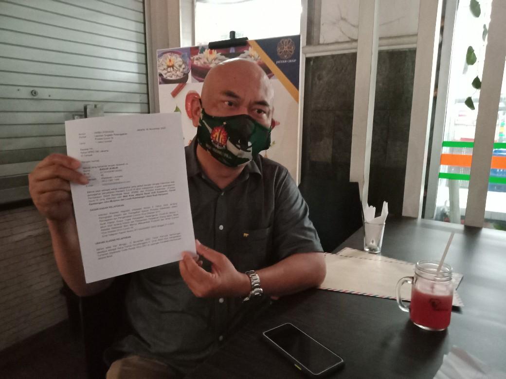 Dukung Turnamen Sepakbola Di Masa Pandemi, Walikota Jakbar Dilaporkan Ke Inspektorat DKI