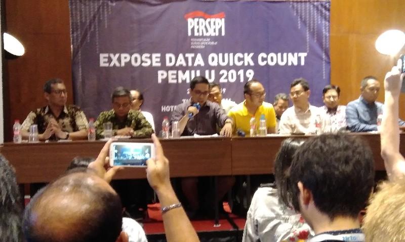 Persepi Tantang BPN Prabowo-Sandi Buka-bukaan Data Hasil Pilpres