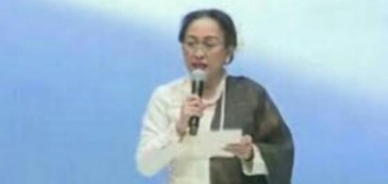 Hina Islam Lewat Puisi, Sukmawati Akan Dilaporkan ke Polisi
