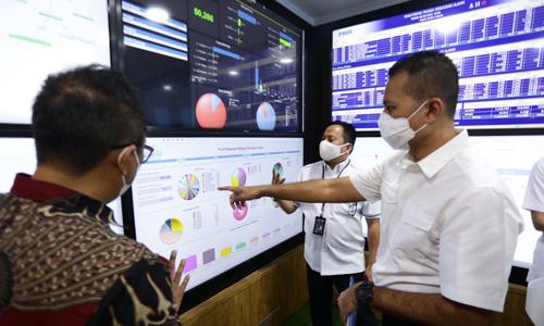 Kunjungi Kantor Pusat di Jakarta, Wagub Minta PNM Menyebar dan Perbanyak Program di Sumut