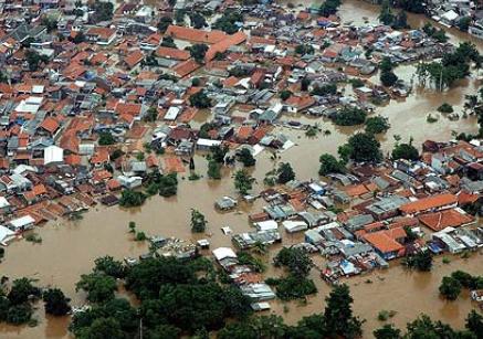 BNPB Ingatkan BPBD DKI Akan Ancaman Bencana di Ibukota
