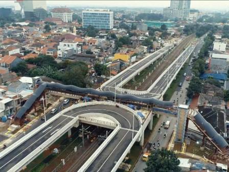 Uji Coba Flyover Tanjung Barat dan Lenteng Agung Diperpanjang