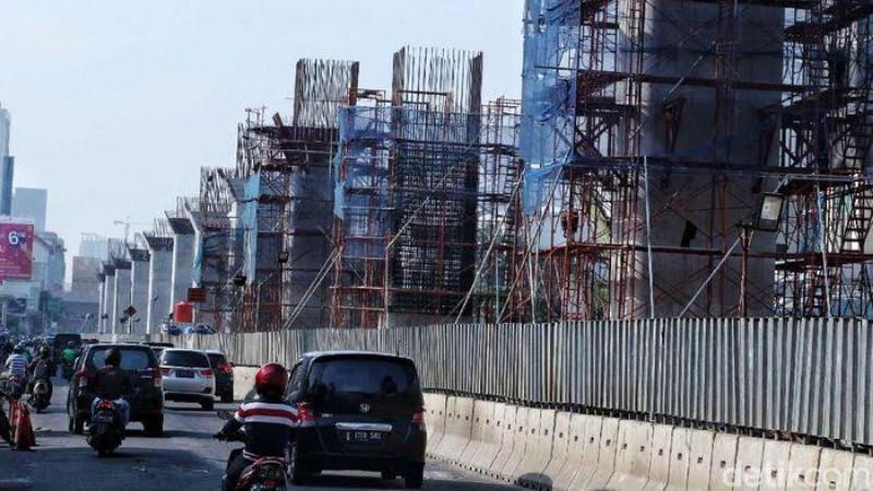 Bank DKI Gelontorkan Rp 4 Triliun Lebih Untuk Pembangunan Tol Pulogebang-Semanan