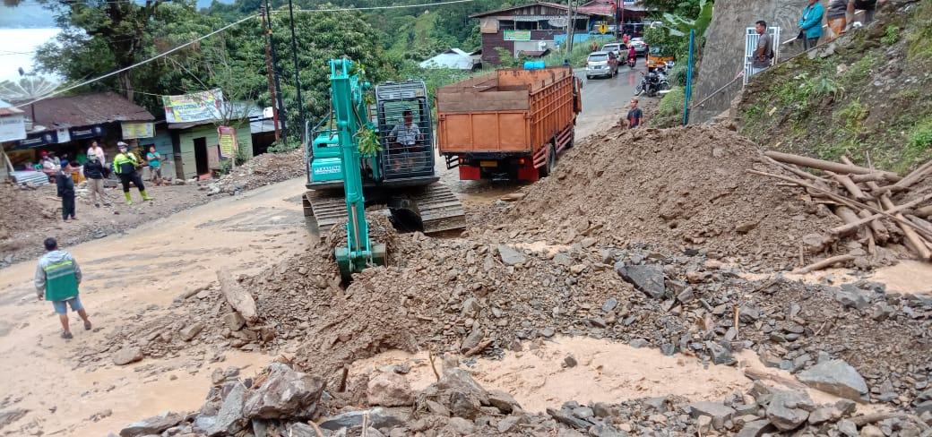 Longsor Di Sumatera Utara Telan Korban Jiwa